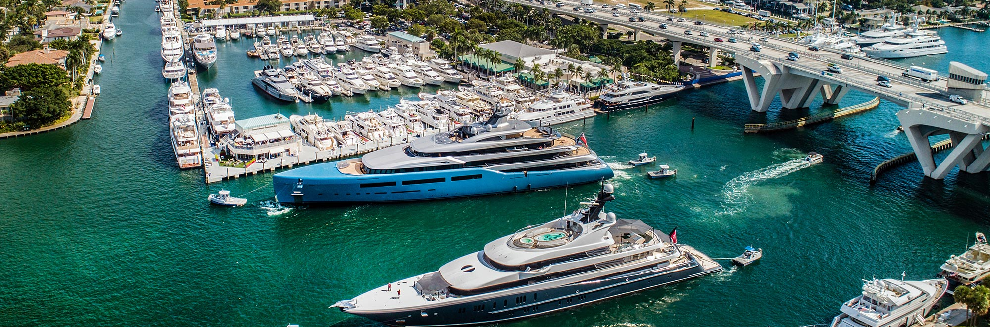 Fort Lauderdale International Boat Show | Luxury Yachts | Boats