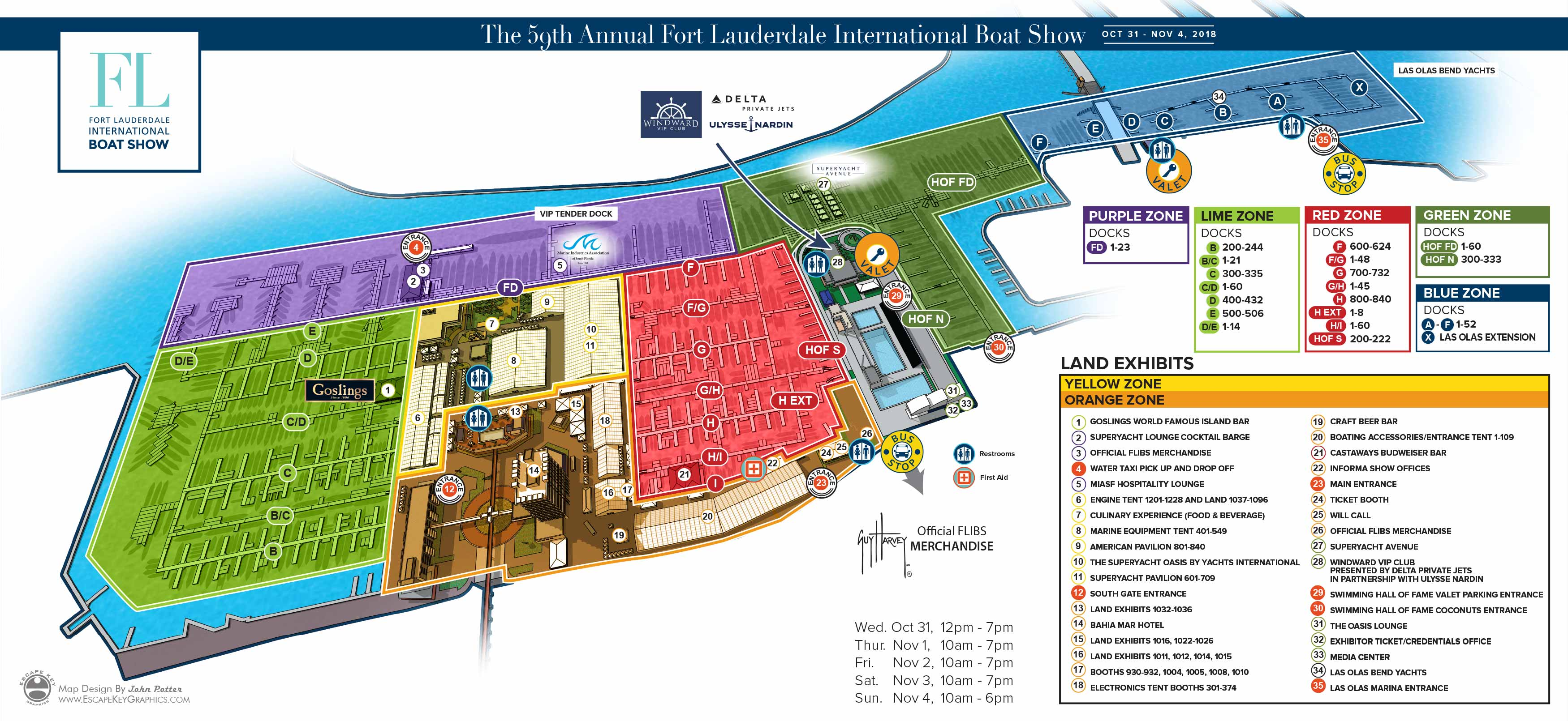 map of fort lauderdale area - maping resources